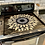 Thumbnail: Gas Stove Wood Sunflower Oven Cover