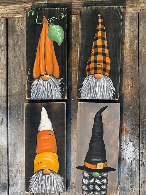 Fall Gnomes