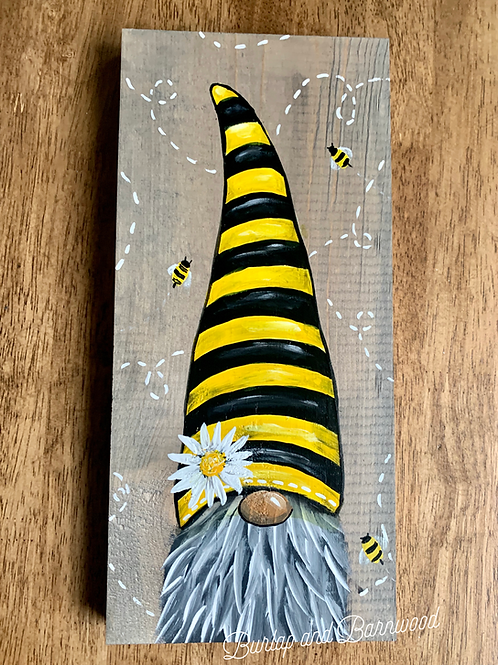 Bumble Bee Gnome