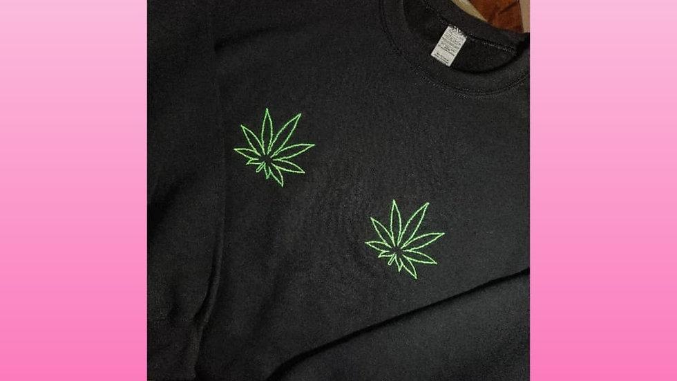 Weed Boob Design