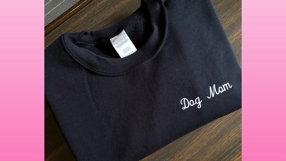 Dog or Cat Mom Design