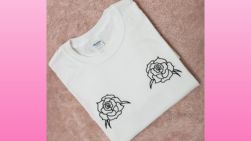 Rose Boobs Design