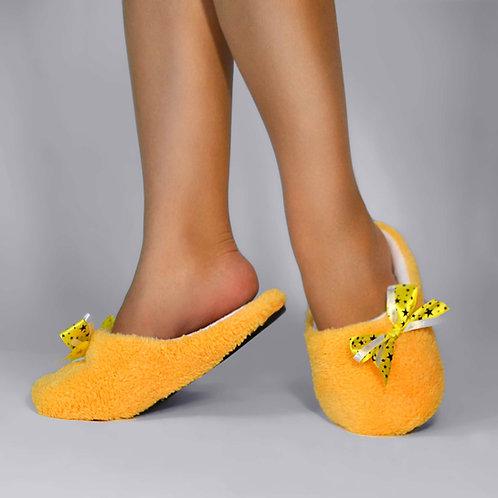 """Тапочки - шлепки th 05 """"Yellow"""""""