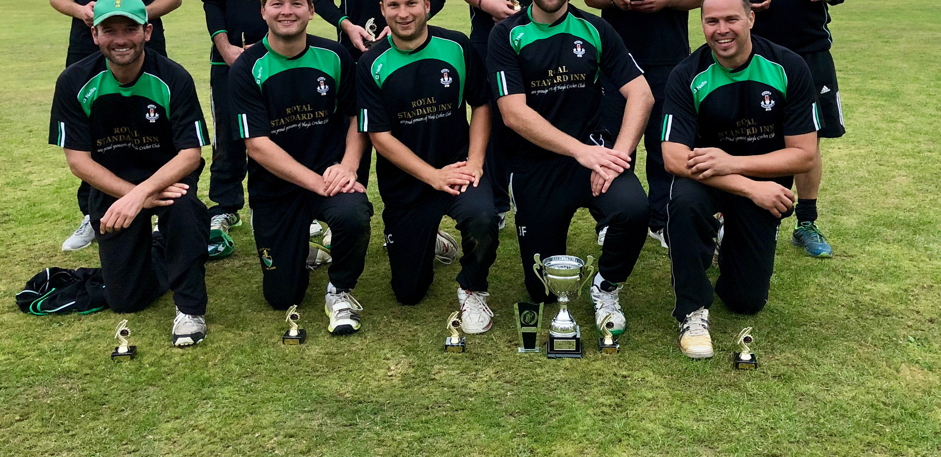 Eden Motorhomes Division 2 T20 cup Champions