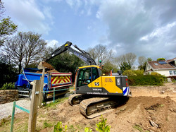 Site Clearance for Marnick in Mylor