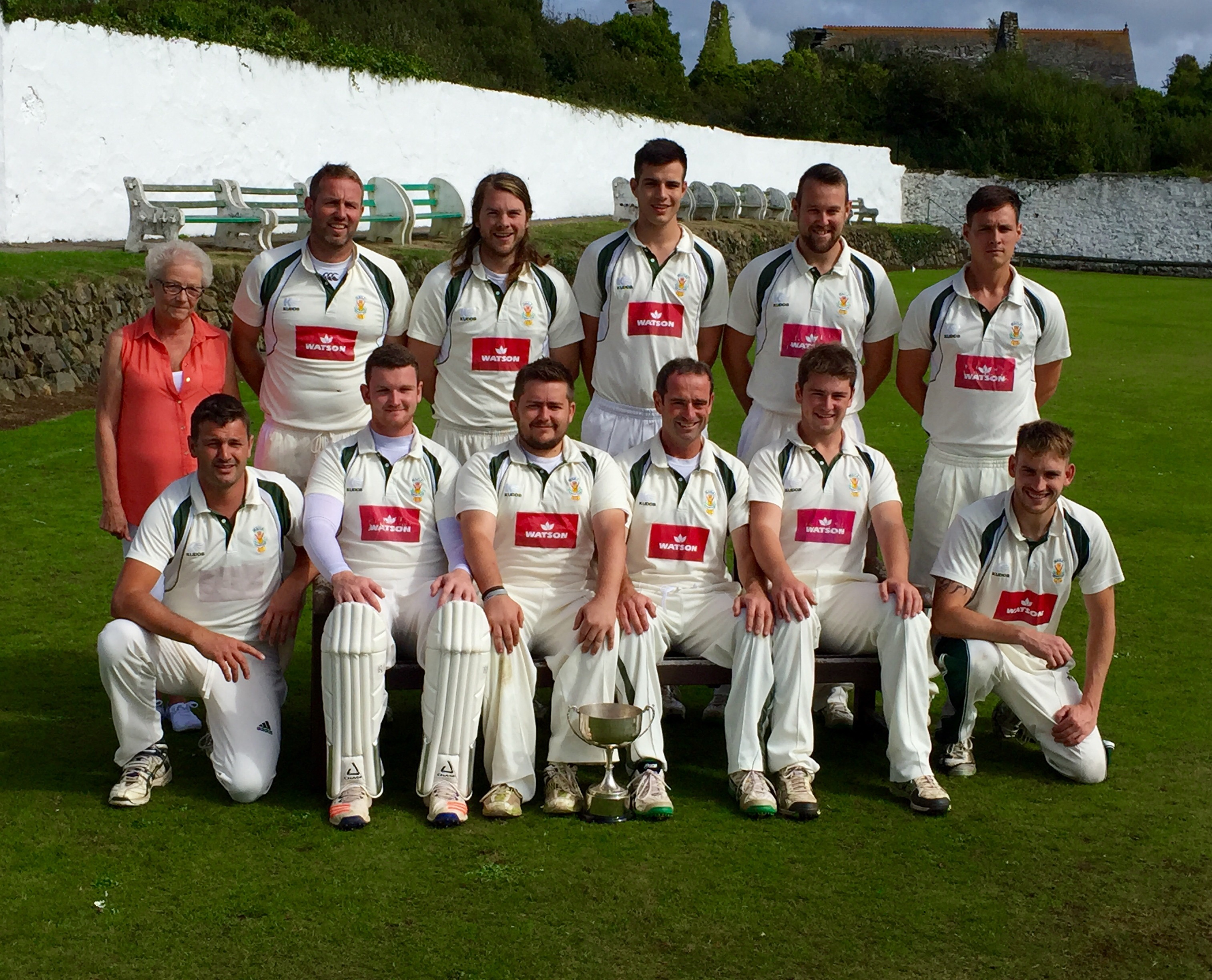 County 1 Champs 1st Team