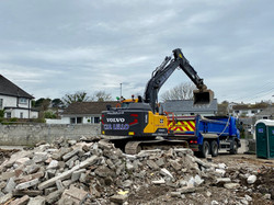 Demolition Man in St Ives