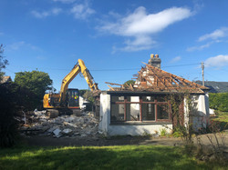 St Agnes Demolition