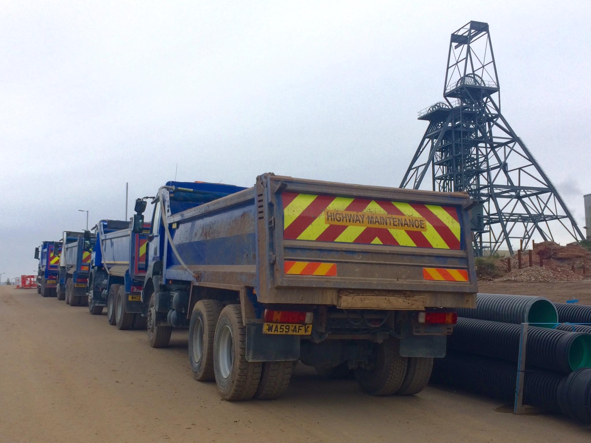 South Crofty Mine