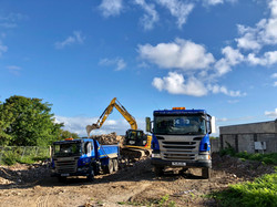 Site Clearance for KPK Redruth