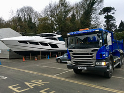 Mylor and the Sunseeker