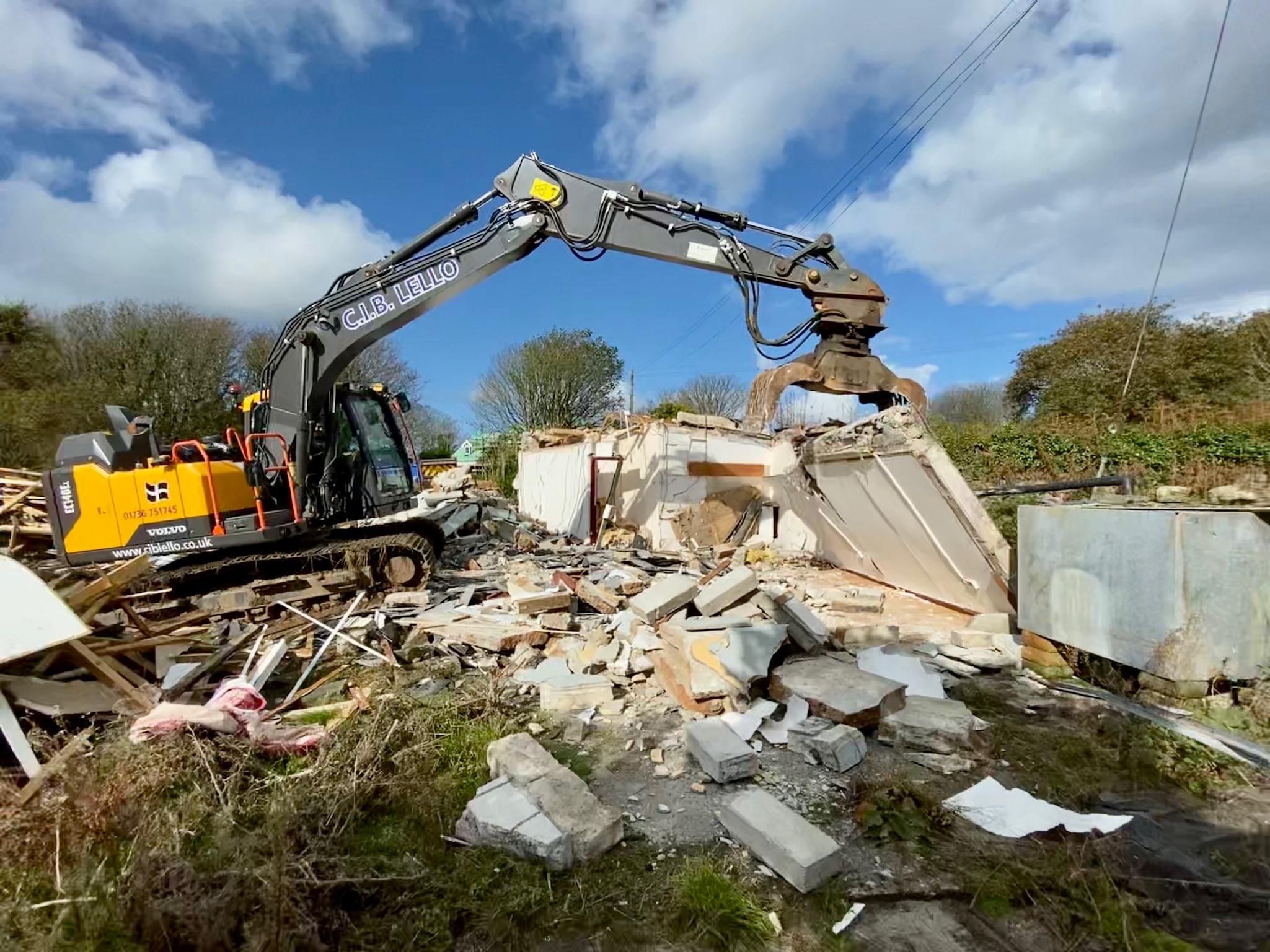 Tresowes Demolition