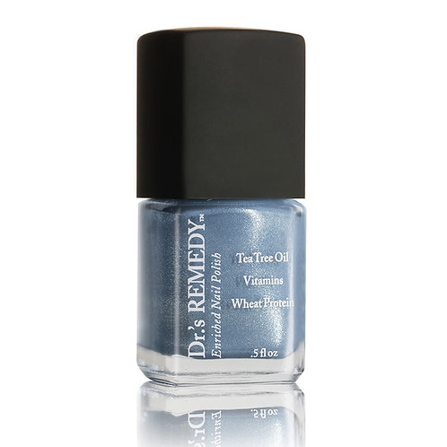 Bountiful Blue Nail Polish