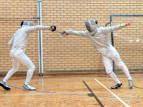 Excalibur Fencing Club to reopen!