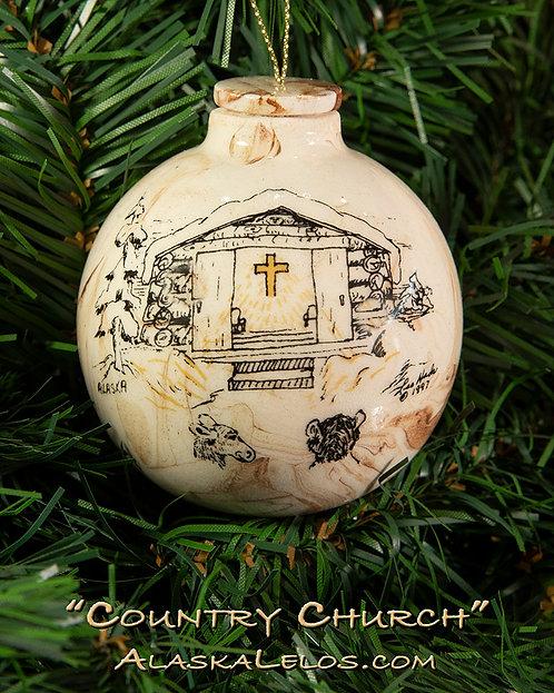 Country Church (Alaska Clay)