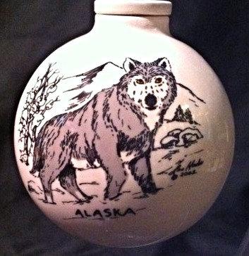 Wolf (Plain)