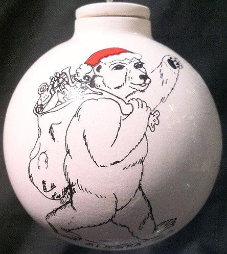 Santa Bear (Plain)