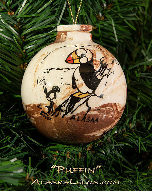 Puffin (Alaska Clay)