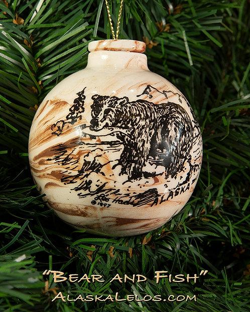 Bear (Alaska Clay)