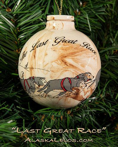 Last Great Race (Alaska Clay) Back