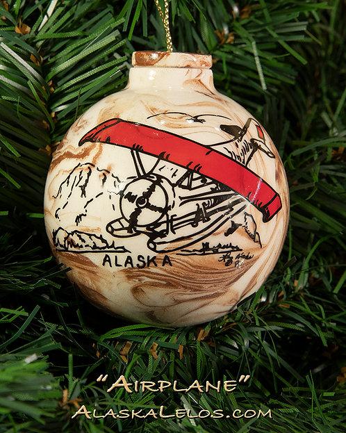 Airplane (Alaska Clay)
