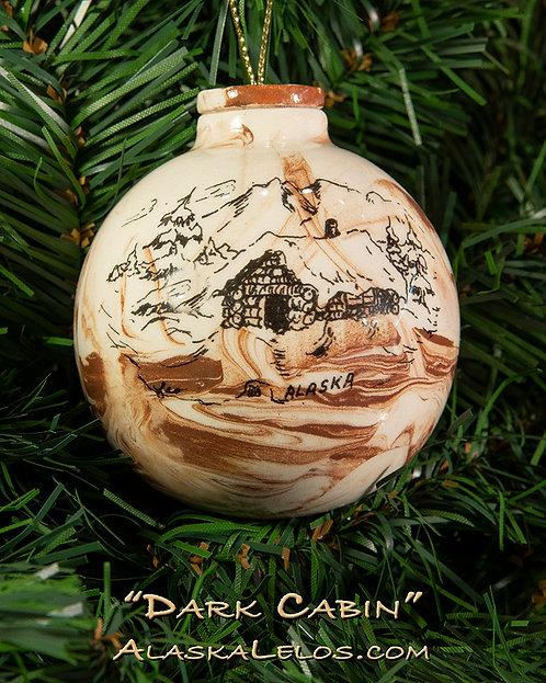 Snowy Cabin (Alaska Clay)