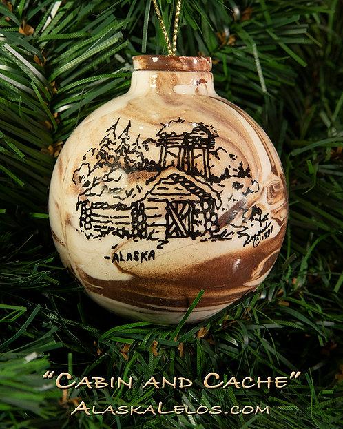 Cabin and Cash (Alaska Clay)