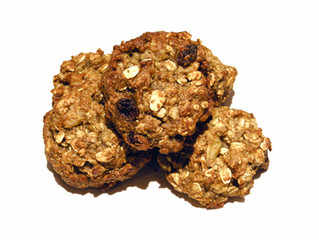 The Not So Annoying Gluten-Free Chia Seed Cookie