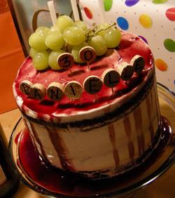 Danielle's Birthday Cake