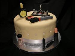 Savannah's 14th Birthday Cake