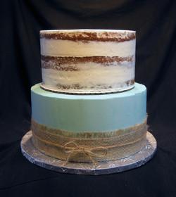 Codi's Baby Shower Cake