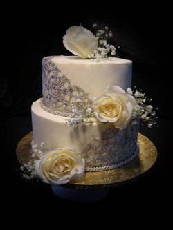 Katty's Wedding Cake