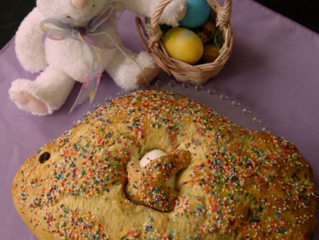 The Easter Dove Bread an Ancient Alien Conspiracy?