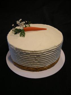 Amanda's Carrot Cake