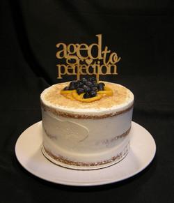 Jane's 60th Birthday Cake