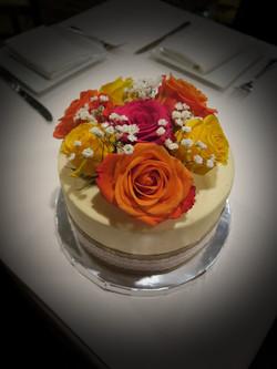 Daniella's Wedding Shower Cake
