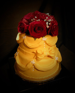 Samantha's Wedding Shower Cake