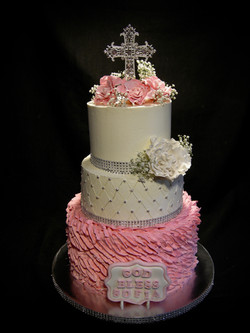 Sofia's Communion Cake
