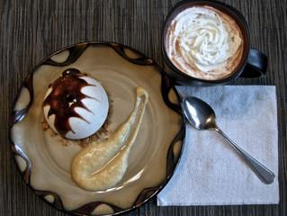Ian's Challenge - November - The Dessert