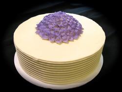 Adrienne's Wedding Shower Cake