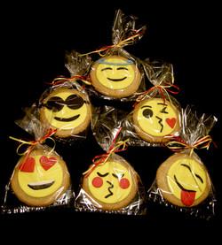 Emoji Cookie Favors