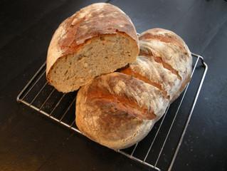 12 Steps in Bread Making