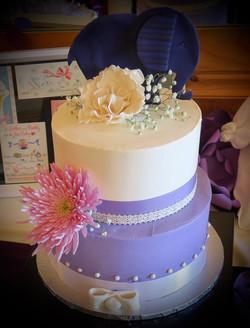 Elisa's Baby Shower Cake