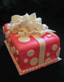 Lil Kim's Pink Baby Shower Cake.jpg