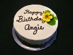 Angie's Birthday Cake