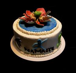 GF_Namaste Yoga Cake