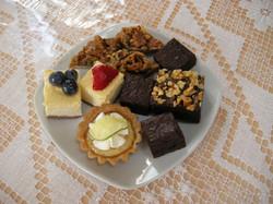 Melissa's Wedding Shower Desserts