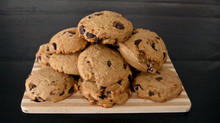 The Alternative Chocolate Chip Cookie*