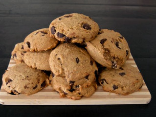 The Alternative Chocolate Chip Cookie*