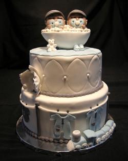Shirley's Baby Shower Cake